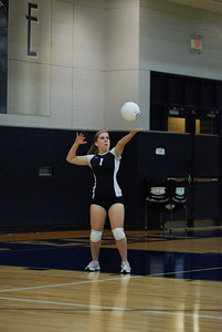 Oswego East volleyball Vs plainfield East 149