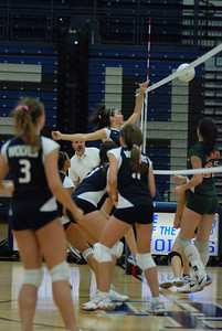 Oswego East volleyball Vs plainfield East 138