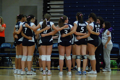 Oswego East volleyball Vs plainfield East 143