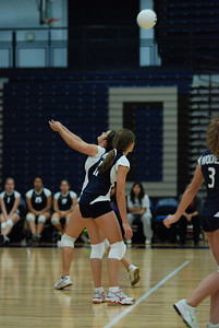 Oswego East volleyball Vs plainfield East 141