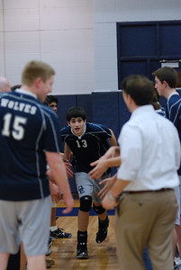 OE JV boys volleyball Vs IMSA 300