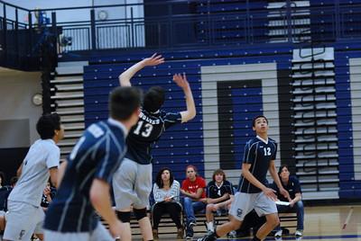 OE JV boys volleyball Vs IMSA 355
