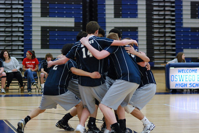 OE JV boys volleyball Vs IMSA 332