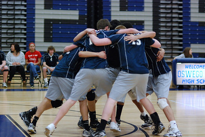 OE JV boys volleyball Vs IMSA 328