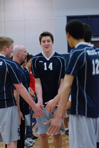 OE JV boys volleyball Vs IMSA 311