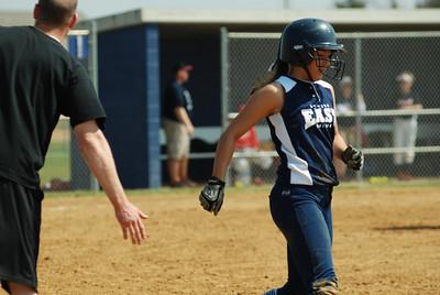 OE varsity softball 459