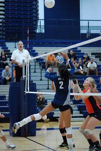 OE Volleyball Vs Minooka 239