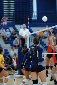 OE Volleyball Vs Minooka 240