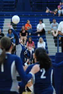 OE Volleyball Vs Minooka 228