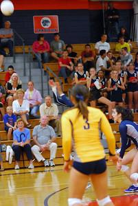 Oswego East VolleyBall Vs Oswego 579