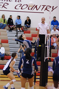 Oswego East Volleyball Vs Plainfield No 428