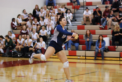 Oswego East Volleyball Vs Plainfield No 485