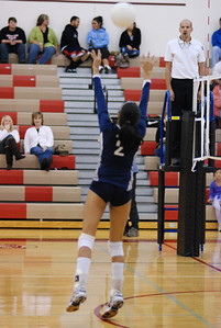 Oswego East Volleyball Vs Plainfield No 427
