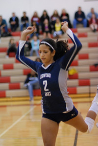 Oswego East Volleyball Vs Plainfield No 425