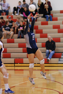 Oswego East Volleyball Vs Plainfield No 432