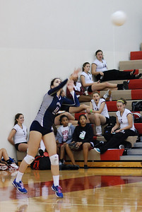 Oswego East Volleyball Vs Plainfield No 445