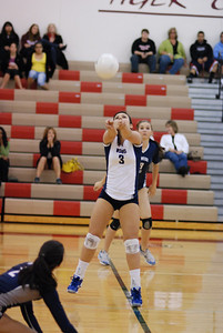Oswego East Volleyball Vs Plainfield No 443