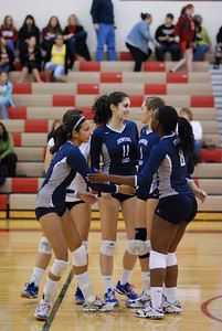 Oswego East Volleyball Vs Plainfield No 437