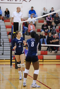 Oswego East Volleyball Vs Plainfield No 435