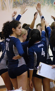 Oswego East Volleyball Vs Plainfield No 417