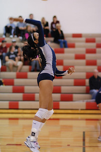 Oswego East Volleyball Vs Plainfield No 430