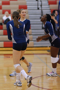 Oswego East Volleyball Vs Plainfield No 453