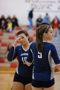 Oswego East Volleyball Vs Plainfield No 438