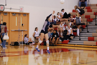 Oswego East Volleyball Vs Plainfield No 446