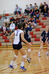 Oswego East Volleyball Vs Plainfield No 424