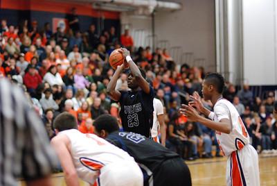 Oswego East Basketball Vs Oswego 408