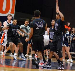 Oswego East Basketball Vs Oswego 384