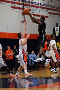 Oswego East Basketball Vs Oswego 393