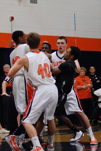 Oswego East Basketball Vs Oswego 394
