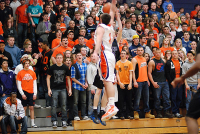 Oswego East Basketball Vs Oswego 398
