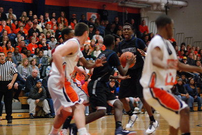 Oswego East Basketball Vs Oswego 403