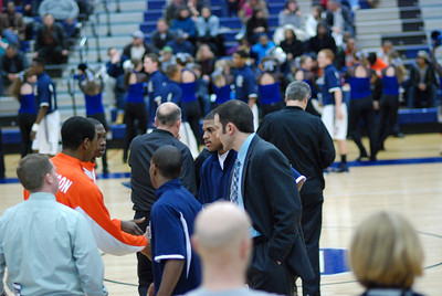 Oswego East  Soph and Varsity Vs Plainfield East 305
