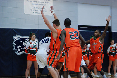 Oswego East  Soph and Varsity Vs Plainfield East 350