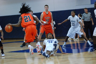 Oswego East  Soph and Varsity Vs Plainfield East 346