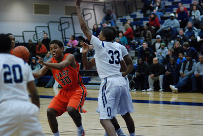Oswego East  Soph and Varsity Vs Plainfield East 330