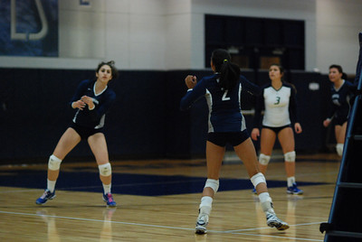 Oswego East volleyball Vs plainfield East 378