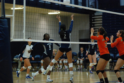 Oswego East volleyball Vs plainfield East 381
