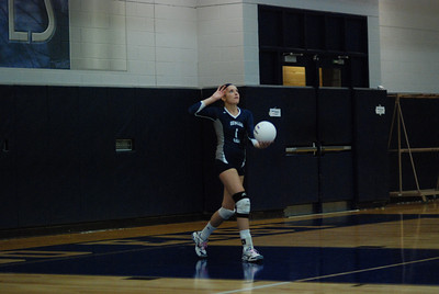 Oswego East volleyball Vs plainfield East 386