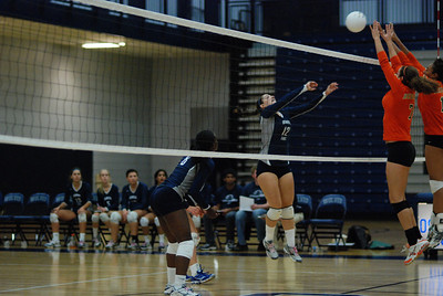 Oswego East volleyball Vs plainfield East 383