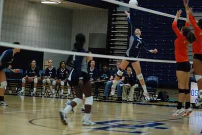 Oswego East volleyball Vs plainfield East 376