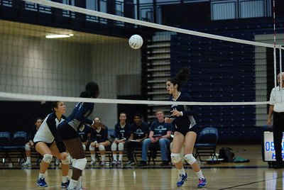Oswego East volleyball Vs plainfield East 374