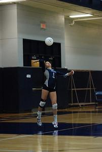 Oswego East volleyball Vs plainfield East 396