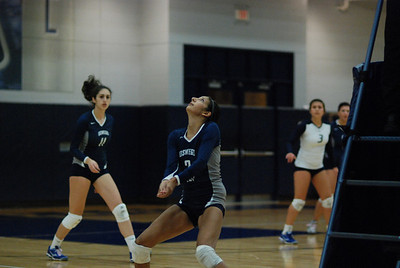 Oswego East volleyball Vs plainfield East 379