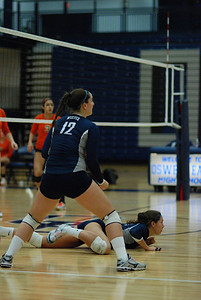 Oswego East volleyball Vs plainfield East 361