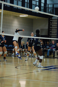 Oswego East volleyball Vs plainfield East 380