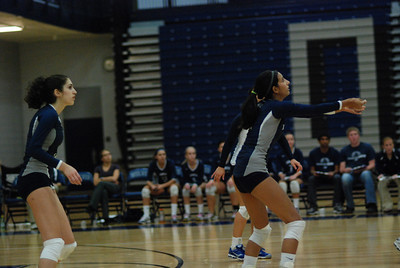 Oswego East volleyball Vs plainfield East 433